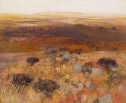 Jane Tully Heath; Near Estcourt, Winter