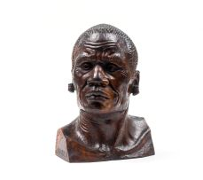 Barnabas Ndudzo; Head of a Man