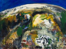 Nico Roos; Abstract Landscape