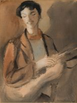 Nerine Desmond; Man with a Guitar