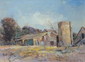 Errol Boyley; The Old Silo