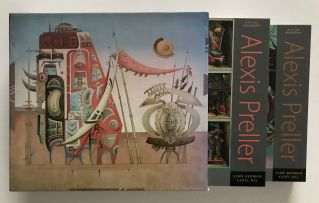 Esmé Berman and Karel Nel; Alexis Preller: Africa, the Sun and Shadows: Collected Images