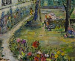 Alice Tennant; View from a Window