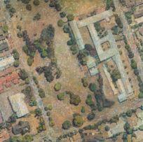Anton Karstel; Aerial Landscape, Lyttleton