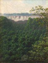 Jan Ernst Abraham Volschenk; Victoria Falls
