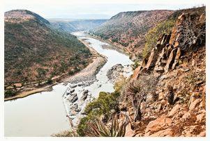 Rauri Alcock; Thukela (Tugela) River