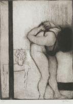 Douglas Portway; Undressing