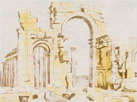 Philip Pearlstein; Palmyra