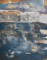 Mickey Korzennik; Seascape at the Wild Coast