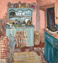 Freida Lock; Kitchen Interior