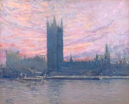 Robert Gwelo Goodman; The Palace of Westminster, London