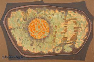 Bettie Cilliers-Barnard; Circular Forms