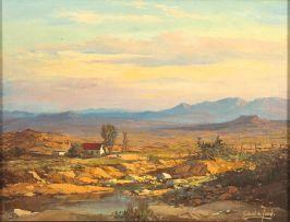 Gabriel de Jongh; Die Karoo