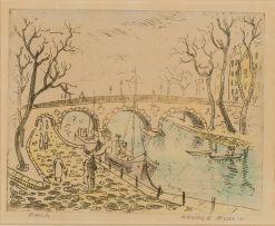 George Enslin; Paris