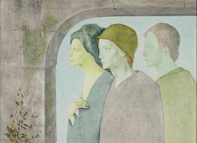 Montserrat Gudiol Corominas; Three Figures