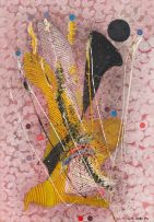 Christo Coetzee; Abstract Composition