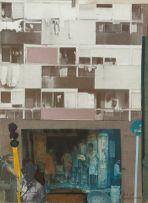 Sam Nhlengethwa; Around Doornfontein