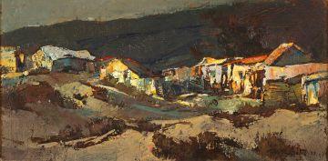 Titta Fasciotti; A Row of Houses