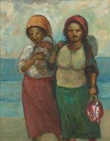 Amos Langdown; Mammas