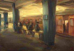Sasha Hartslief; Light in the Station