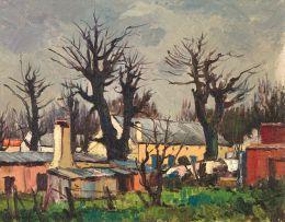 Piet van Heerden; Winter, Mamre