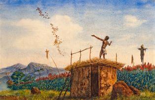 Gerard Bhengu; The Bird Chaser