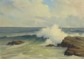 Christopher Tugwell; Seascape