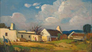 Piet van Heerden; Labourers' Cottages, Cape