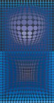 Victor Vasarely; Composition