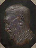 Hennie Potgieter; Portrait of Jan Smuts