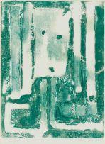Wopko Jensma; Abstract in Green