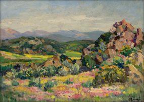 Hugo Naudé; Landscape