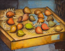 Alexis Preller; A Box of Mangoes