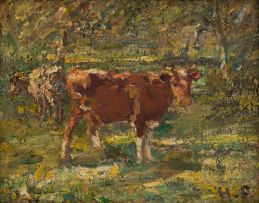 Harry Fidler; Cows
