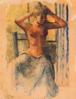 Douglas Portway; Nude