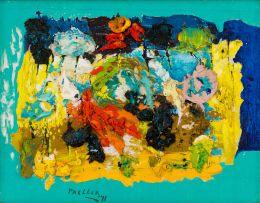 Alexis Preller; Abstract
