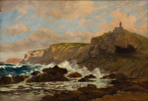 Cathcart William Methven; Cape St Blaize, Mossel Bay