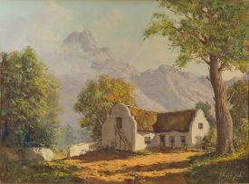 Gabriel de Jongh; Farm in Banhoek Valley