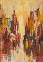 Christiaan Nice; Cityscape