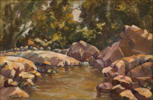 Anton Benzon; Rock Pool
