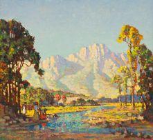 Longford Macdonald; Landscape at Ceres