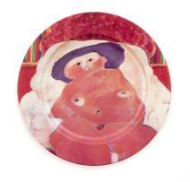 Robert Hodgins; The Children's Hospital Trust Commemorative Plate