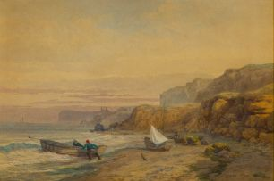 Charles Pyne; Whitby, Yorkshire
