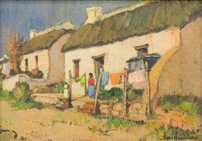 Piet van Heerden; Cottages