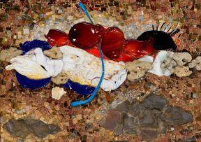 Armando Baldinelli; Abstract Mosaic