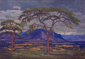 Jacob Hendrik Pierneef; Lowveld, Eastern Transvaal