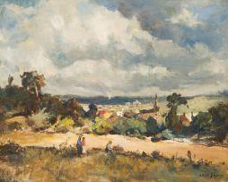 Alexander Rose-Innes; Landscape, Stellenbosch