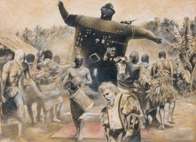 Cyril Coetzee; Tears of Camóes: Masanga