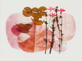 George Boys; Cosmos and Leaf Impressions