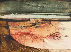 George Boys; Abstract Landscape